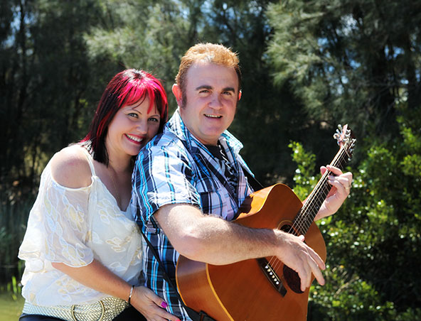Vinyl Revival Duo Rock N Roll Duos In Sydney For Hire